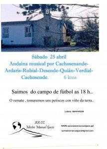 cartelaroteiromusical2015