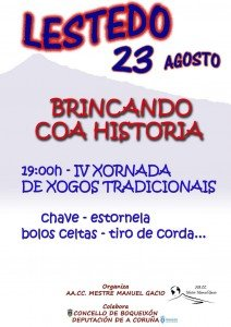 BRINCANDO COA HISTORIA 2015