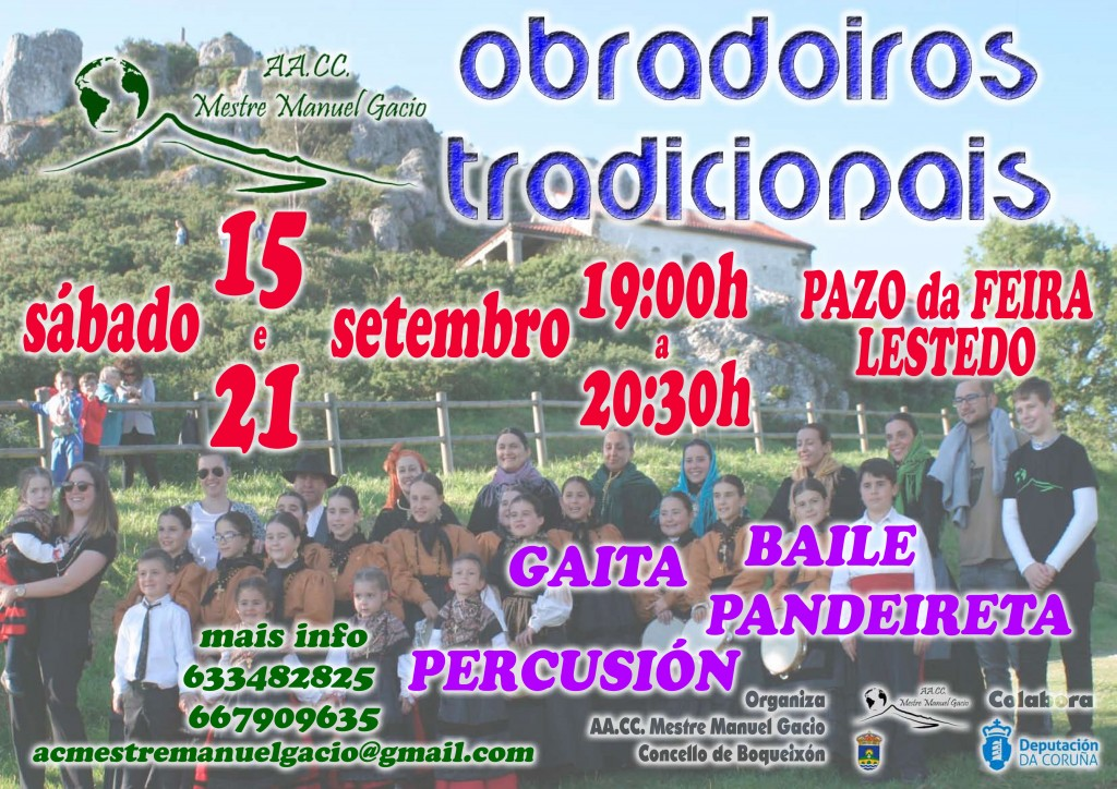 OBRADOIROS TRADICIONAIS