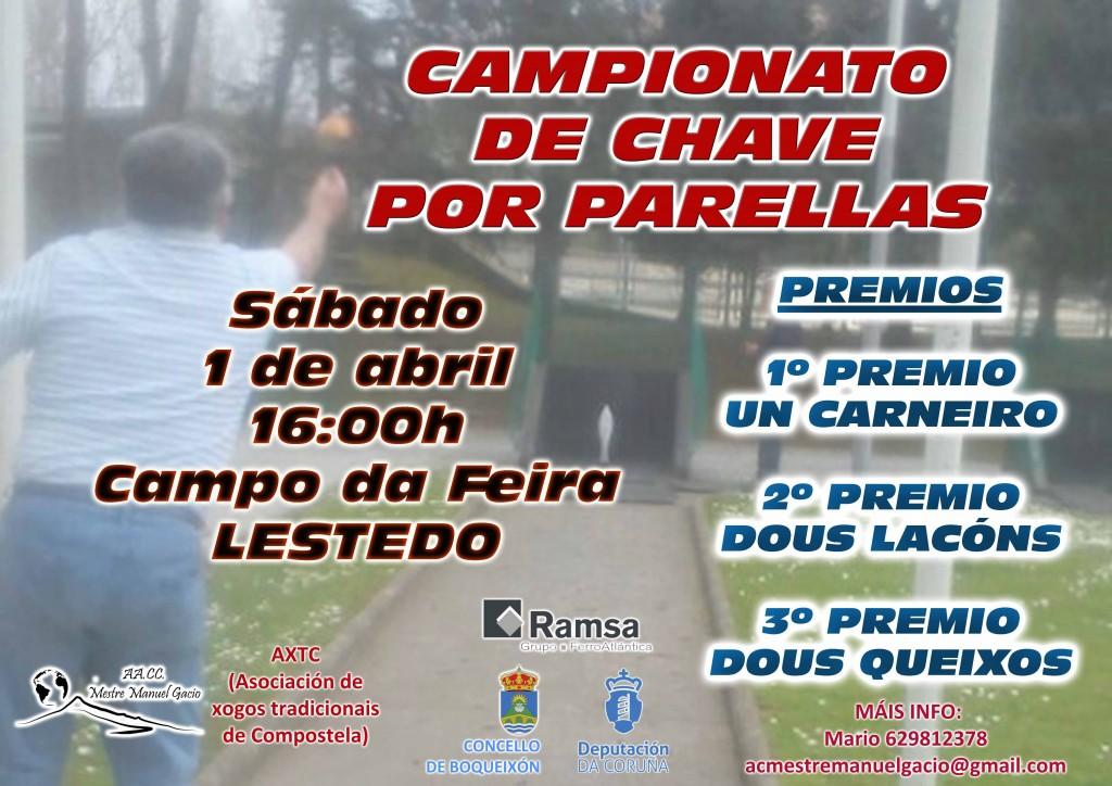 CAMPIONATO DE CHAVE